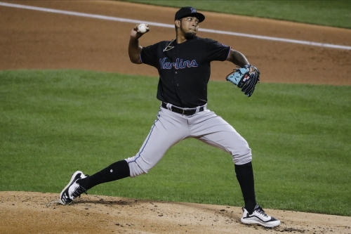 Cervelli three-run blast propels road-warrior Marlins past Mets to sixth win in a row