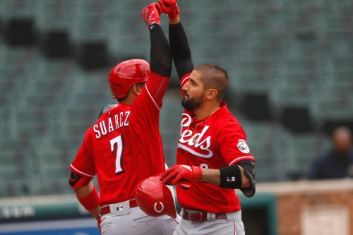 Best bets: What to know before Reds vs. Brewers game two