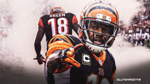 AJ Green has been preparing for the season with a massive chip on his shoulder