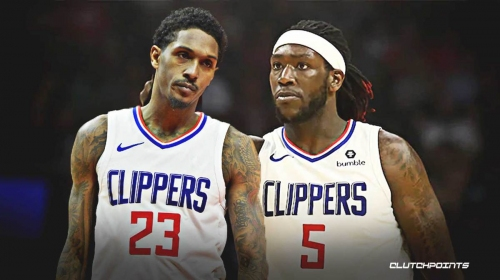 Lou Williams, Montrezl Harrell among 3 finalists for Sixth Man of the Year award