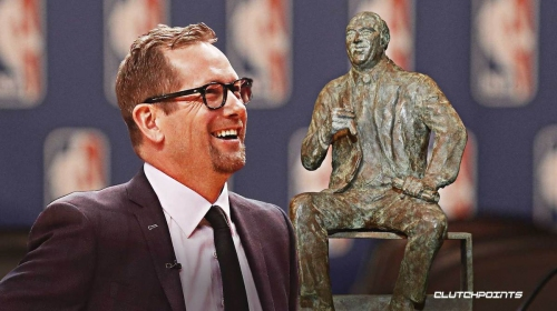 Raptors' Nick Nurse among 3 finalists for NBA Coach of the Year Award