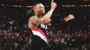 Damian Lillard appears to fire warning shot at Paul George after beef