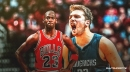 Luka Doncic breaks Michael Jordan's record after triple-double vs. Bucks