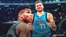 Giannis Antetokounmpo offers highest praise for Luka Doncic after Mavs take down Bucks