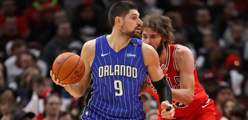 NBA Rumors: Bulls Could Acquire Nikola Vucevic For Three Players & Draft Pick, 'Bleacher Report' Suggests