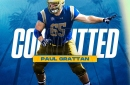 OL Paul Grattan joins UCLA as a grad transfer
