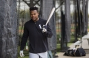 White Sox trade outfielder Luis Basabe to the Giants for cash considerations