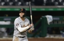 Detroit Tigers' JaCoby Jones exits Pirates game Sunday with abdominal tightness