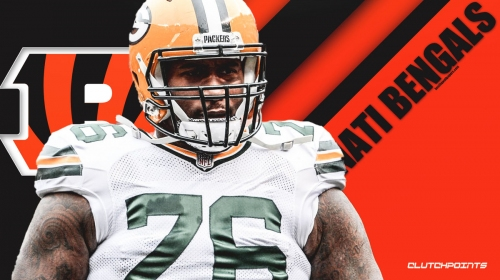 Mike Daniels to visit Bengals, take physical
