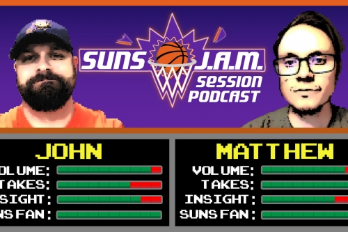 Suns JAM Session Podcast: Heat Review & Thunder Preview with Sarah Dewberry