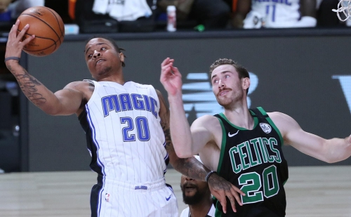 Magic show promise during overtime loss to Celtics