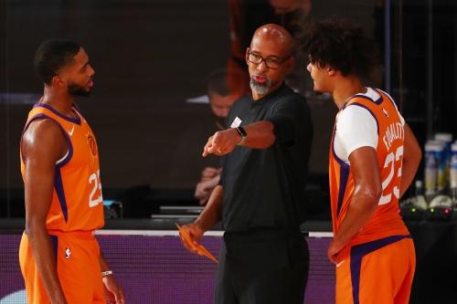 Suns watch scoreboard, turn focus to Thunder