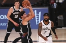 Clippers can't catch Nets in loss