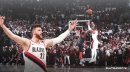 Blazers' Jusuf Nurkic takes subtle shot at Paul George with Damian Lillard comment