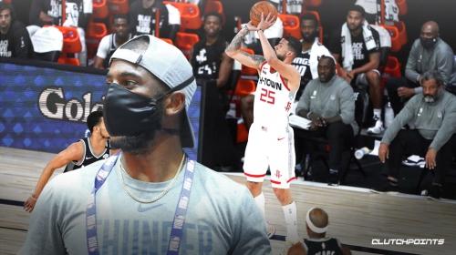 VIDEO: Thunder's Chris Paul wasn't a virtual fan on Rockets' matchup vs. Kings