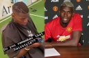 Manchester United fans have Paul Pogba theory after new haircut