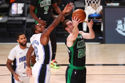 Gordon Hayward's offensive versatility on full display in overtime win against the Magic