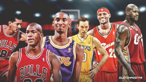 5 best NBA duos you never knew played together