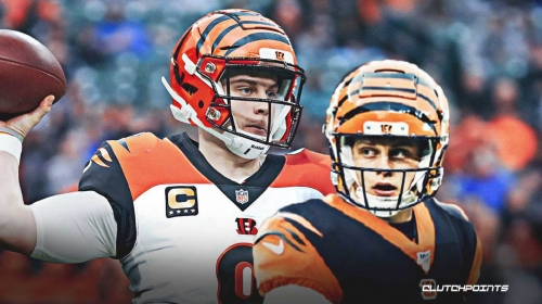 Joe Burrow doesn't look like a rookie, according to Bengals coach