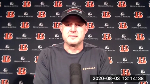 Bengals' Duke Tobin: We are incredibly satisfied with what we accomplished this offseason
