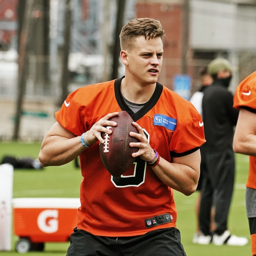 Joe Burrow hopes college athletes' voices are heard by decision makers