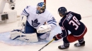 How much blame falls on Andersen for Maple Leafs being eliminated?