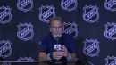 Tortorella not happy with criticism aimed at Keefe and Maple Leafs coaching staff