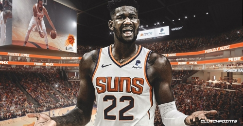 Suns center Deandre Ayton cleared last minute for crucial game vs. Thunder after missing COVID-19 test