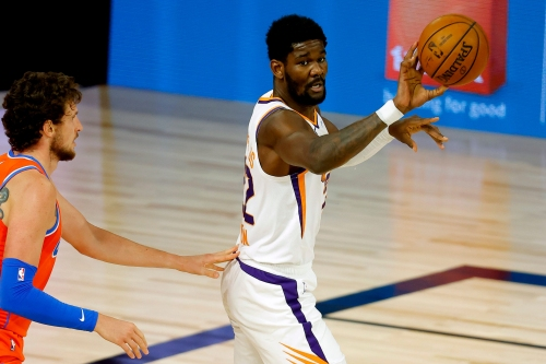Suns down Thunder to stay unbeaten in Orlando Bubble; Ayton doesn't start after missing COVID-19 test
