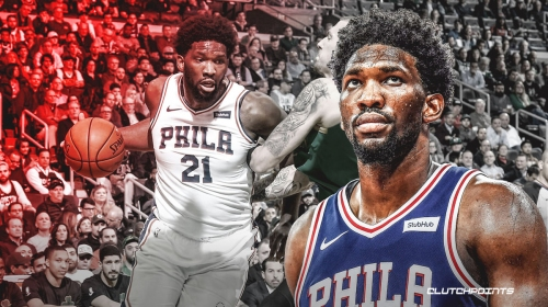 Sixers' Joel Embiid (ankle) out Tuesday vs. Suns