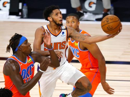 Photos: Phoenix Suns vs. Oklahoma City Thunder