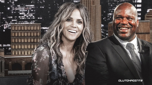 Shaquille O'Neal shares funny story how Halle Berry inspired him to play his best game ever