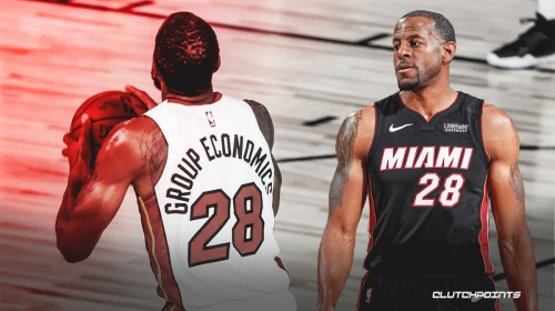 Heat's Andre Iguodala explains true meaning behind 'Group Economics' jersey statement