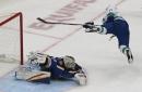 No cakewalk here: Canucks gave Blues fits in regular season
