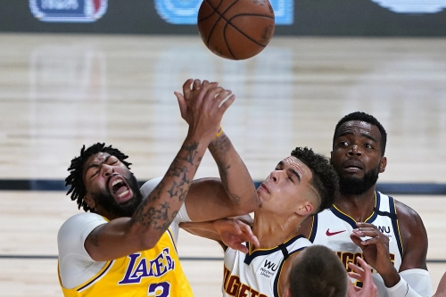 Kyle Kuzma hits game-winner for Lakers in first start this season