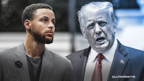 Stephen Curry's reacts to Donald Trump's criticism of NBA players' protests