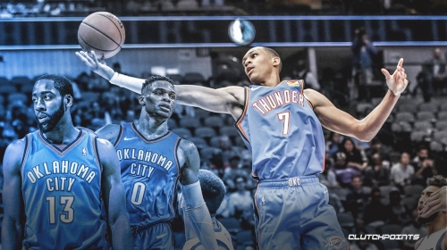 Darius Bazley makes OKC history, matches Russell Westbrook and James Harden