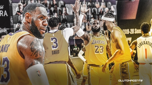 LeBron James claims Lakers are not yet mentally ready for the playoffs