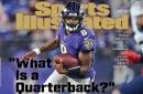 Ravens QB Lamar Jackson gets Sports Illustrated cover treatment (again)