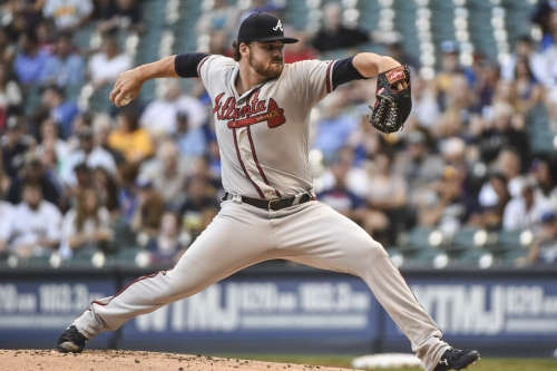 Braves recall Bryse Wilson to the active roster
