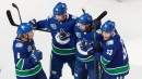 Canucks using first round experience to prepare for gritty series against Blues