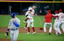 Joey Votto's walk-off double gives Cincinnati Reds their 1st walk-off win of the season