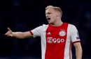 Manchester United 'to prioritise Donny van de Beek over Jack Grealish'
