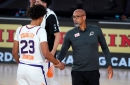 Phoenix Suns' pregame introduction video draws attention of LeBron James, Steph Curry