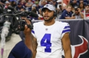 Dak Prescott press conference: QB discusses contract negotiations, the national anthem and the bubble