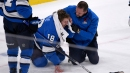 Jets' Little pondering future, but not ready to retire after scary injury