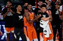 Phoenix Suns love 'unbelievable' family starting lineup introduction video