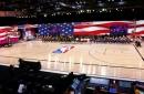 NBA's latest virus testing reveals no confirmed positives