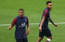 Kylian Mbappe benched for Pairs Saint-Germain's Champions League clash against Atalanta