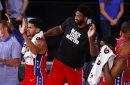 Joel Embiid set to return for tonight's game